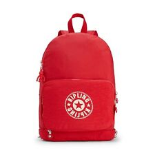 Kipling Foldable Backpack CLASSIC NIMAN FOLD LIVELY RED RRP £74