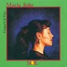 Maria João Sol (1991, & Grupo Cal Viva) [CD]