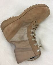 Altama Tan  Mil Spec Army Hot Weather Boot Size 12