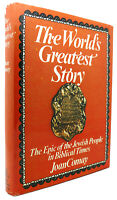 Joan Comay THE WORLD'S GREATEST STORY  1st Edition 1st Printing