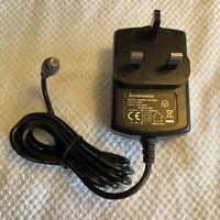 UK Wall Plug PSU 12V DC 2500mA 2.5A 30W Stontronics T5159ST 5.5/2.1mm Adapter