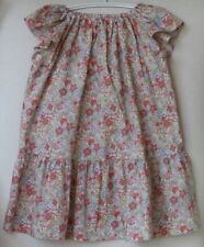 BONPOINT BABY GIRLS FLORAL DRESS 4 YEARS