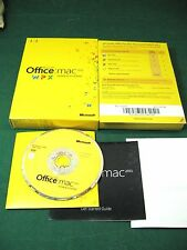 Microsoft Office 2011 for Mac Home and Student  1 user 1 mac