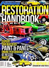 Street Fords RESTORATION HANDBOOK #2 ~ AN Racing,XY GTHO,XA GT,XW GT,XB GSHOON