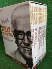 WILLY MILLOWITSCH EXKLUSIVE SAMMLEREDITION 12 DVD's Box limitiert Nr.1458 / 2000