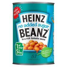 Heinz Beanz No Added Sugar - 415g (0.91lbs)