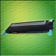 1 CYAN TONER FOR SAMSUNG CLP-320N CLX-3185FN FW N