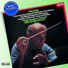 Wagner-Richard Musik-CD-Decca 's
