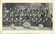 Brass Band, ZemZem Grotto, M.O.V.P.E.R. No.16, Jersey City NJ 1909