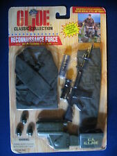 1/6 BLISTER  1996 GI JOE ACTION MAN CLASSIC COLLECTION RECONNAISSANCE FORCE