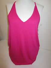 OLD NAVY V NECK CROCHET BACK TOP NEW WITH TAG