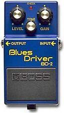 Boss BD 2 Blues Driver Pedal DIY Mod Kit for Boss pedal - Upgrade Kit