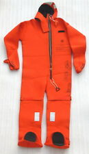 NOS UNITOR 205 MARINE INSULATED SURVIVAL IMMERSION SUIT WATERSPORTS DIVING SOLAS