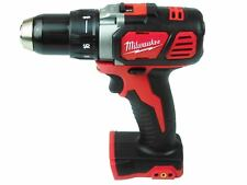 "Milwaukee 2606-20 M18 18V Compact 1/2"" Drill Driver (Bare Tool)"