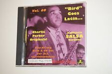 VOLUME 69 - CHARLIE PARKER Jamey Aebserold Playalong CD