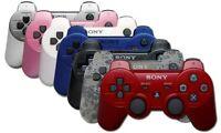 Playstation 3 PS3 DUALSHOCK 3 Wireless Controller Genuine OEM Official CECHZC2U