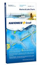 Navionics Plus Small digitale Seekarte auf mSD/SD Karte zur freien Konfiguration
