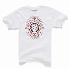 Camisetas de hombre Alpinestars color principal blanco