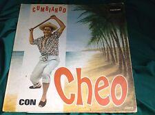 1968 Venezula Latin LP Voces De Billo ~ Cumbiando ~ Con Cheo ~ Fonograma