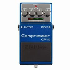 New! BOSS CP-1X Compressor Guitar Effector from Japan Import!