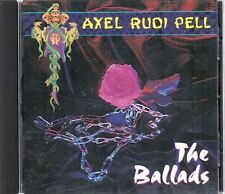 AXEL RUDI PELL - The Ballads, CD GERMANY 1993