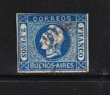 Argentina - Buenos Aires #13 used, cat. $ 90.00