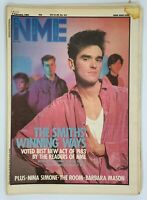 NME 4 February 1984 Smiths Nina Simone The Room Barbara Mason Lloyd Cole