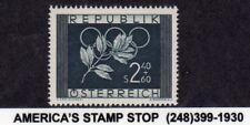 1952 Austria SC B277 MH Mint - Semi Postal, Surtax for the 1952 Olympic Team*