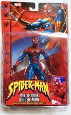 Web Splasher Spider-man MOC Toy Biz 2002 SEALED Inflatable Floating Vehicle