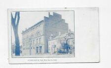 Early Photo Postcard Gymnasium Yale University New Haven CT R3155