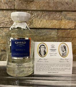 Creed Erolfa Splash Eau de Parfum 250ml EDP Flacon New - RRP £400