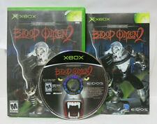 The Legacy of Kain: Blood Omen 2 (Microsoft Original Xbox, 2002) CIB Complete