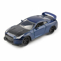 JADA 2009 1/32 Diecast Nissan GT-R USED Under License Fast & Furious Car Model
