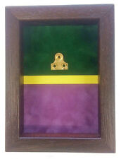 Small Argyll and Sutherland Highlanders Medal Display Case For 1 Medal
