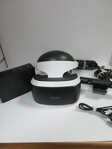 SONY PLAYSTATION VR (PSVR) VIRTUAL REALITY HEADSET W/ CAMERA - {R:4E4}