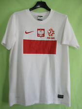 Maillot Nike Pologne 2012 Poland vintage Jersey - 13 / 15 ans / S