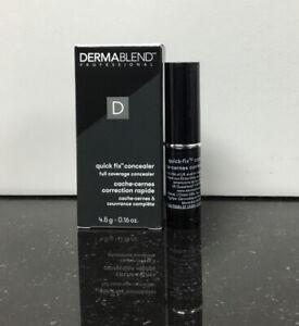Dermablend Quick Fix Concealer ivory 10N 0.16 OZ NIB