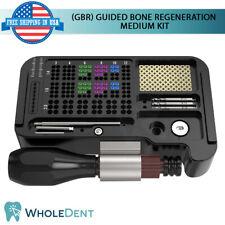 GBR System Surgical Medium Kit Guided Bone Regeneration Fixation, Dental Implant