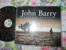 John Barry – Eternal Echoes Decca Records 4 track 470 238-2 Promo UK CD Sampler