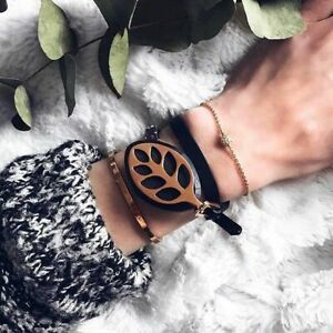 BELLABEAT LEAF HEALTH TRACKER, FITNESS TRACKER, SMART JEWELRY ROSE GOLD SOLD OUT