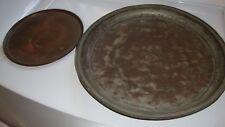 New listing Antique Vintage Prospecting Mining Pans