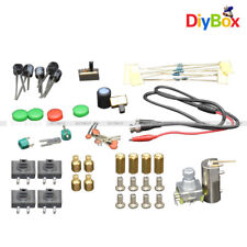 """DSO311 2.4"""" TFT LCD Mini Digital Oscilloscope(1Msps) STM32 12-Bit Diy Kits+Probe"""