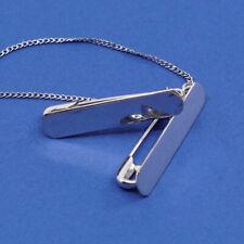 solid 925 silver modern pin Vintage Sterling silver handmade brooch,