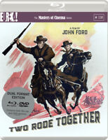 Two Rode Together - The Masters of Cinema Series DVD (2017) James Stewart, Ford