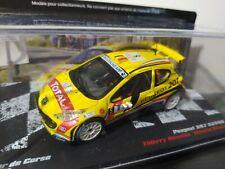 1/43 IXO Peugeot 207 S2000 Neuville Rally Tour de Corse 2011 France Rallye