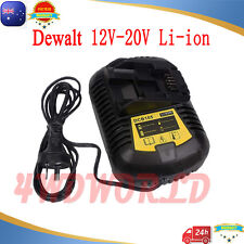 Battery Charger For DEWALT DCB105 12V - 20V Multi Voltage Li-Ion Power Tools