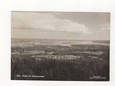 Oslo Utsikt Fra Holmenkollen Norway Postcard 424a