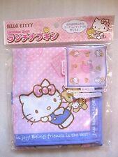 Hello Kitty Sanrio Lunchbox cloth Kawaii cute Japan New Free shipping