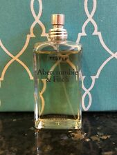 Womens Vintage Tester Abercrombie & Fitch Classic Signature Perfume 3.4 oz Rare