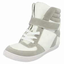 Velcro Synthetic Boots for Women
